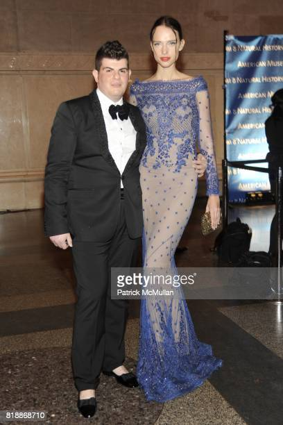 Eli Mizrahi and Masha Rudenko attend AMERICAN MUSEUM OF NATURAL HISTORY'S 2010 Museum Dance Sponsored by LILLY PULITZER at the American Museum of...