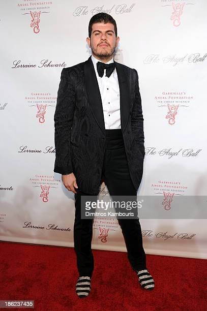 Eli Mizrahi attends Gabrielle's Angel Foundation Hosts Angel Ball 2013 at Cipriani Wall Street on October 29 2013 in New York City