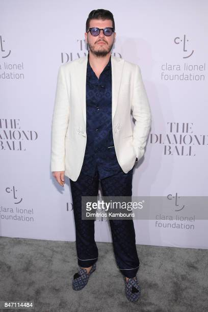 Eli Mizrahi attends Rihanna's 3rd Annual Diamond Ball Benefitting The Clara Lionel Foundation at Cipriani Wall Street on September 14 2017 in New...