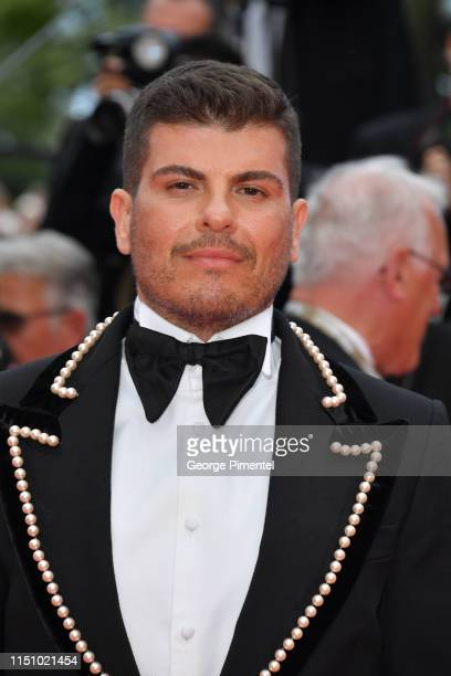 Eli Mizrahi attends the screening of Oh Mercy during the 72nd annual Cannes Film Festival on May 22 2019 in Cannes France