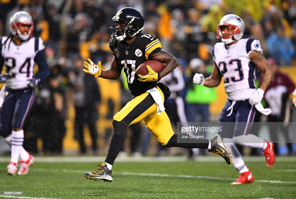 New England Patriots v Pittsburgh Steelers