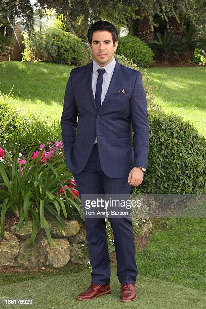 Eli Roth attends 'Hemlock Grove' Photocall during MIPTV at the Majestic Hotel on April 9 2013 in Cannes France