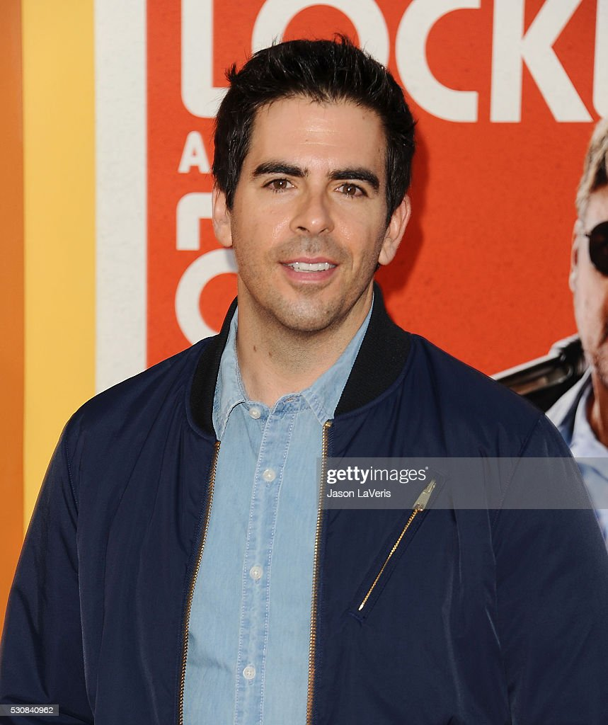 Eli Roth attends the premiere of 'The Nice Guys' at TCL Chinese Theatre on May 10, 2016 in Hollywood, California.