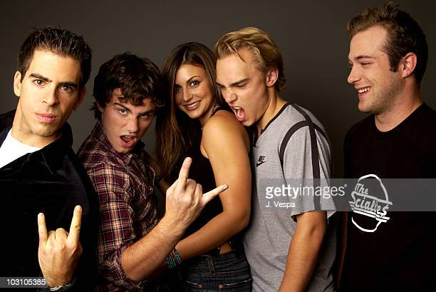 Eli Roth Rider Strong Cerina Vincent Joey Kern James DeBello