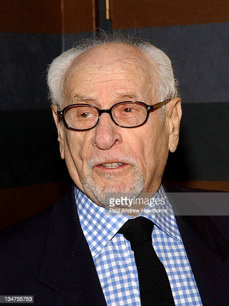 Eli Wallach during 19th Annual Academy of the Arts Lifetime Achievement Awards Gala conducted by Guild Hall of East Hampton, NY at The Rainbow Room...