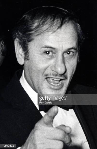 Eli Wallach during NY TV Academy Awards honoring Hugh Downs in New York City, New York, United States.