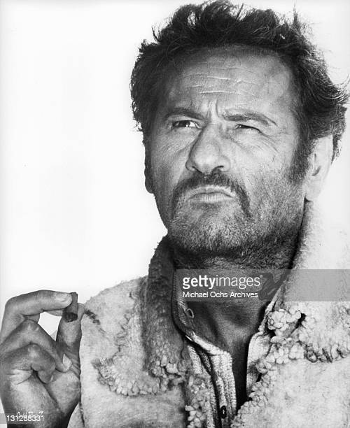 Eli Wallach is a Mexican gunman in search of $200000 in a scene from the film 'The Good The Bad And The Ugly' 1966