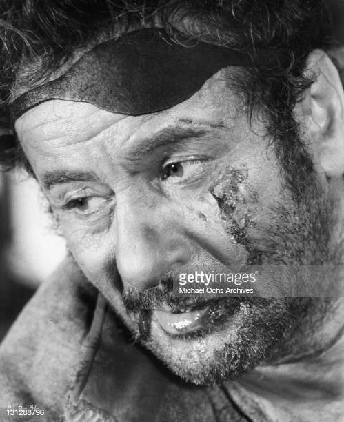 Eli Wallach plays a ruthless Mexican bandit in a scene from the film 'The Good The Bad And The Ugly' 1966