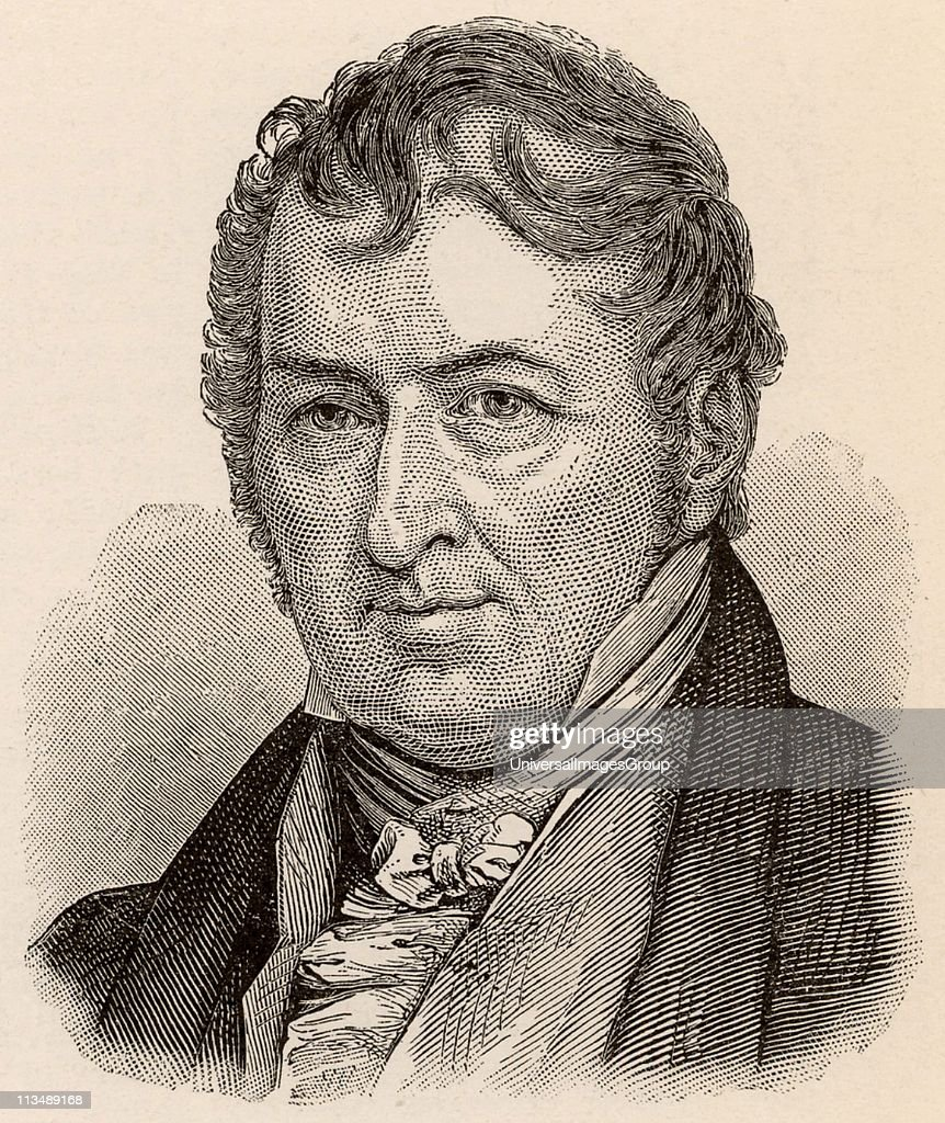 Eli Whitney (1765-1825) American inventor and manufacturer, born at Westborough, Massachusetts. Credited with the invention of the cotton gin (1793) to separate cotton fibre from seeds and seedpods, dramatically increasing the amount of cotton that could... : News Photo