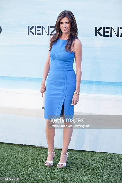 Elia Galera attends Kenzo Summer Party at Green Canal Golf on June 5 2012 in Madrid Spain