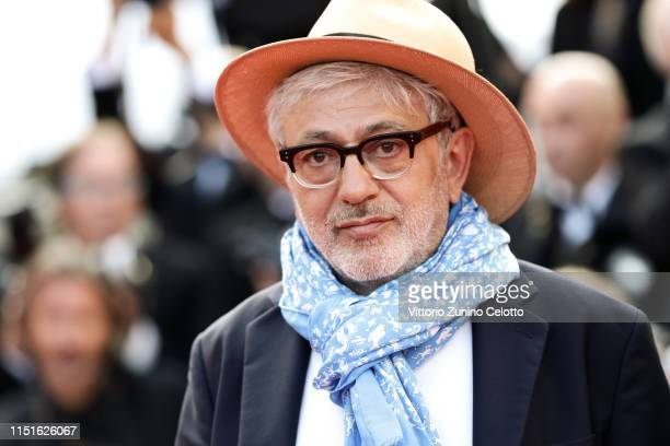 Elia Suleiman attends the closing ceremony screening of The Specials during the 72nd annual Cannes Film Festival on May 25 2019 in Cannes France