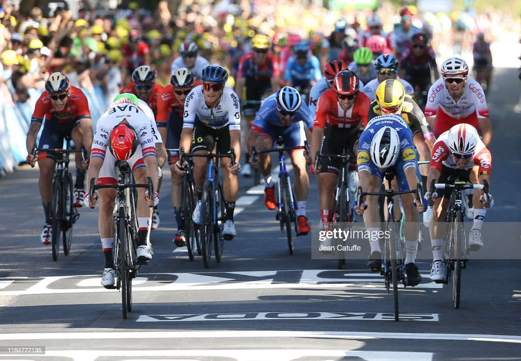 106th Tour de France 2019 - Stage 4 : News Photo