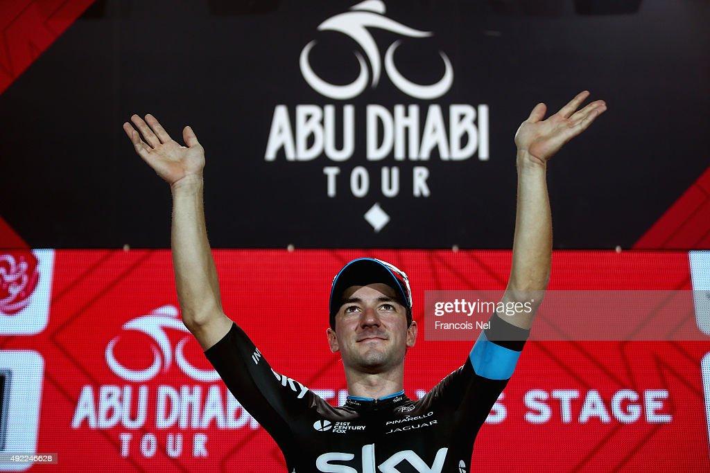 Tour of Abu Dhabi : News Photo