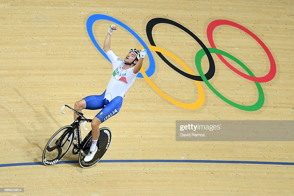 Cycling - Track - Olympics: Day 10 : News Photo