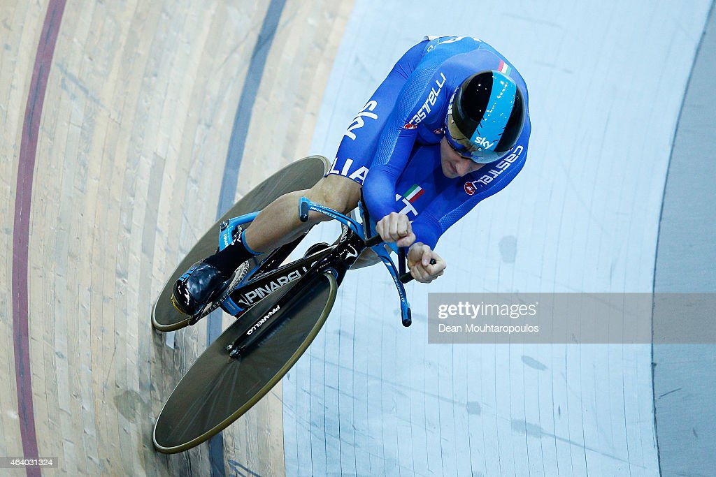 UCI Track Cycling World Championships - Day Four : News Photo