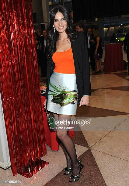 Elia Zois attends the East Side House Settlement Gala preview of the 2012 New York International Auto show at the Jacob Javits Center on April 5 2012...
