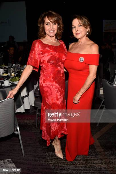 Eliana Alexander Maria Richwine attend the 18th Annual Voices Of Our Children Fundraiser Gala And Awards at Lowes Hollywood Hotel on September 29...