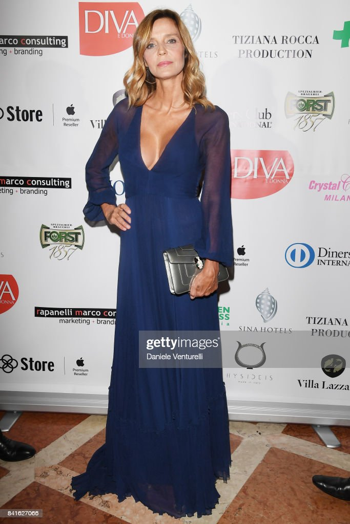 Eliana Miglio attends Diva e Donna Party at Centurion Palace during the 74th Venice Film Festival on September 1, 2017 in Venice, Italy.