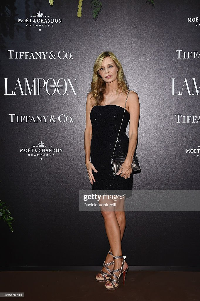 Eliana Miglio attends the Lampoon Gala during the 72nd Venice Film Festival at Palazzo Pisani Moretta on September 3, 2015 in Venice, Italy.
