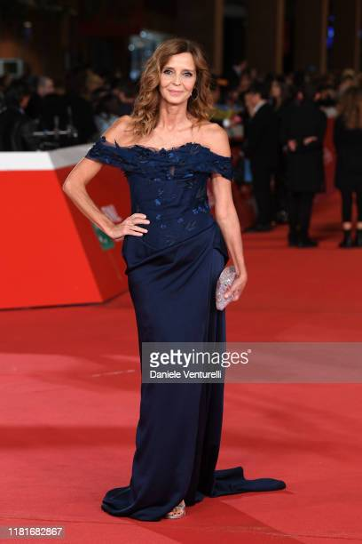 Eliana Miglio attends the Motherless Brooklyn red carpet during the 14th Rome Film Festival on October 17 2019 in Rome Italy