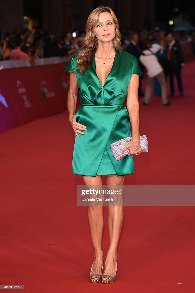 Eliana Miglio attends the Rome Film Festival Opening and 'Soap Opera' Red Carpet during the 9th Rome Film Festival at Auditorium Parco Della Musica on October 16, 2014 in Rome, Italy.