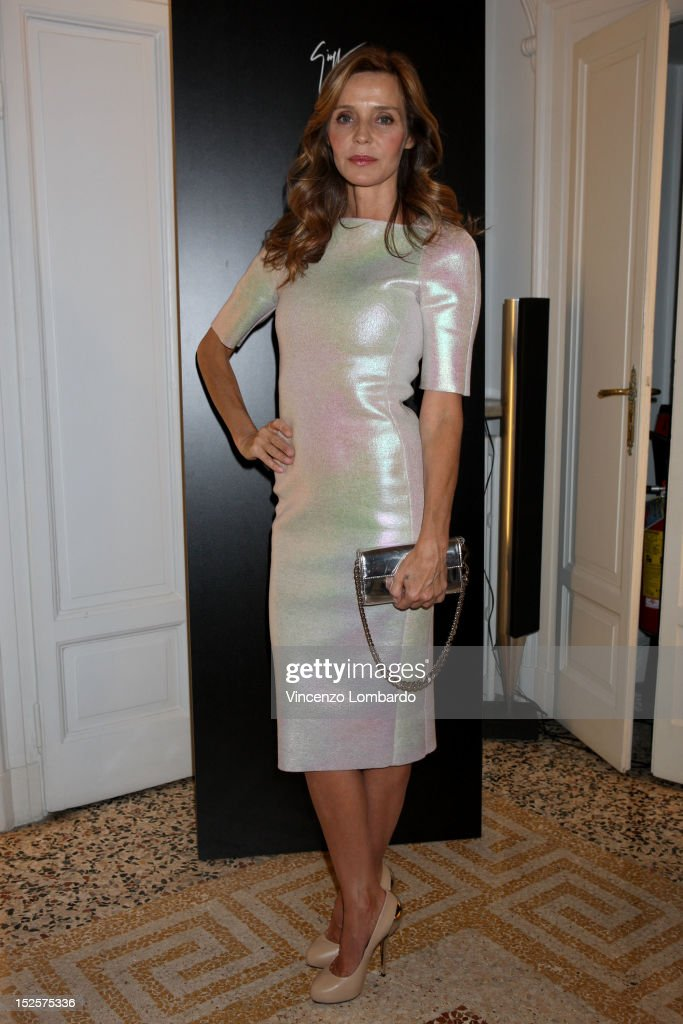 Eliana Miglio attends Vicini - Presentation as part of Milan Fashion Week Womenswear Spring/Summer 2013 on September 22, 2012 in Milan, Italy.