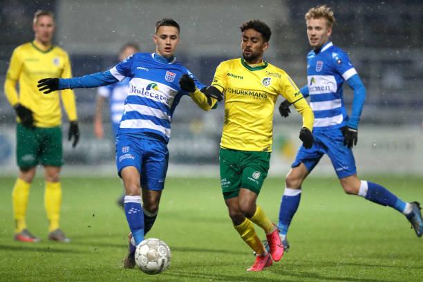 NLD: PEC Zwolle v Fortuna Sittard - Dutch Eredivisie