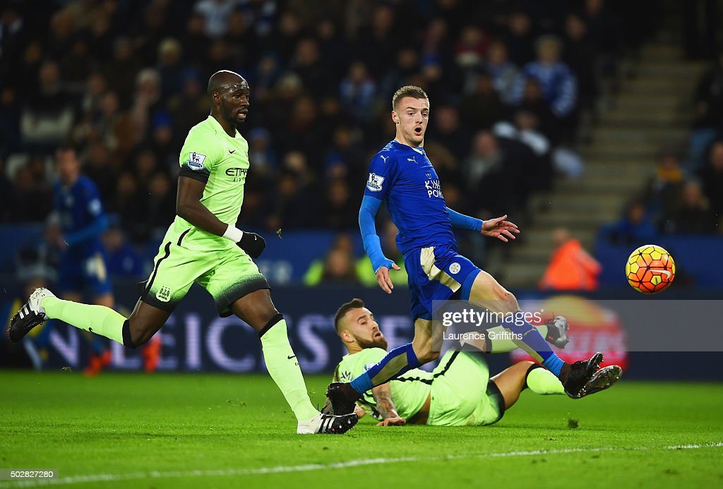 Leicester City v Manchester City - Premier League