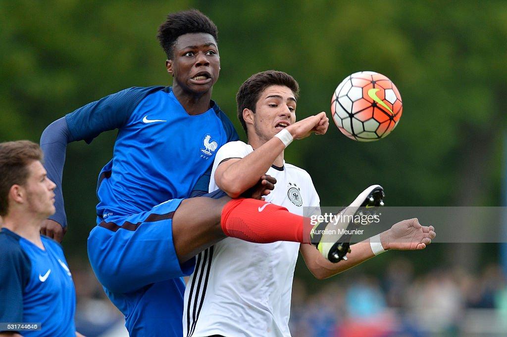 U16 France v U16 Germany - International Friendly : News Photo