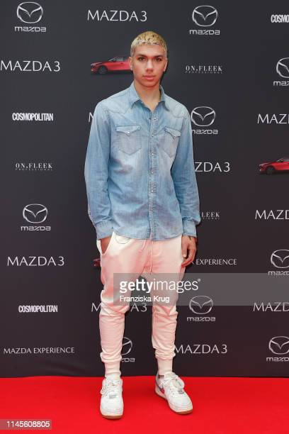 Elias Becker attends the Mazda Spring Cocktail at Sony Centre on May 23 2019 in Berlin Germany
