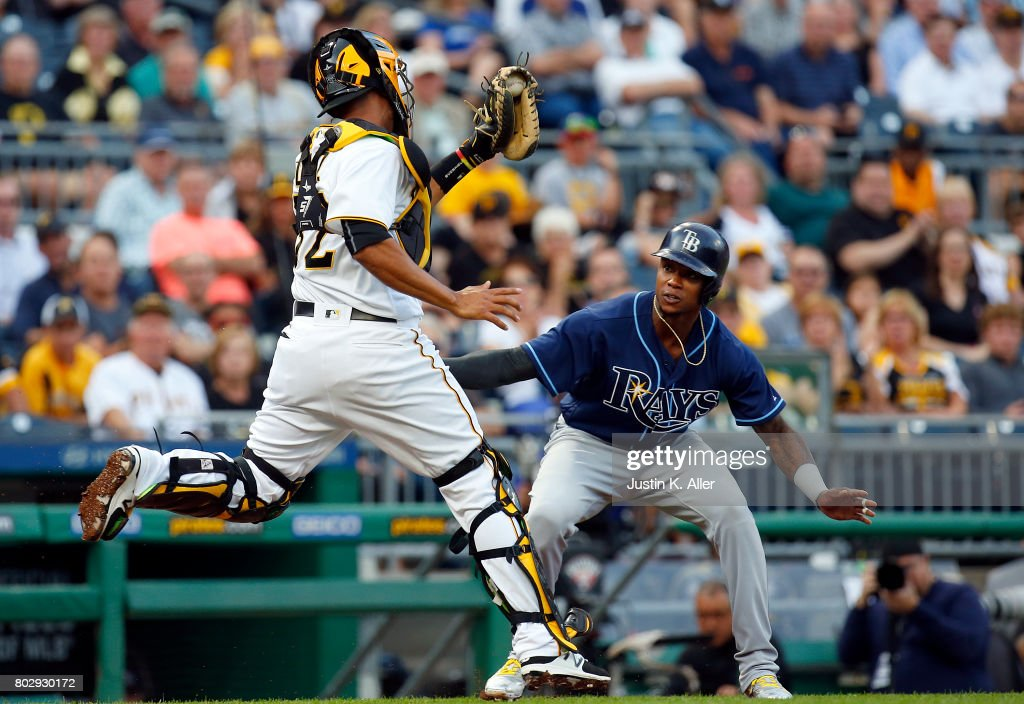 Tampa Bay Rays v Pittsburgh Pirates