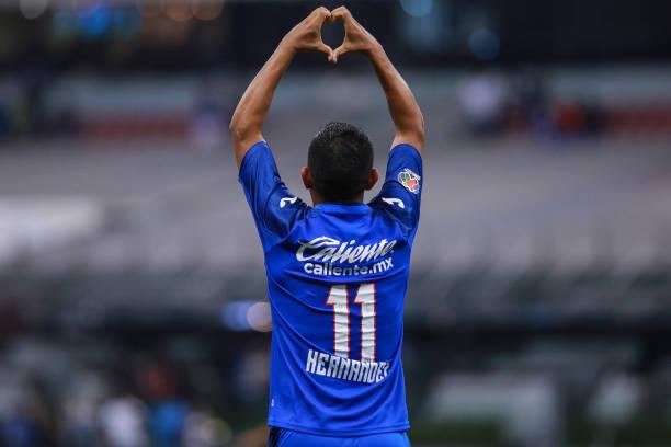 MEX: Cruz Azul v Puebla - Torneo Apertura 2019 Liga MX