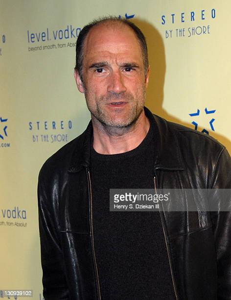 Elias Koteas during Level Vodka Presents Stereo By The Shore Launch Party Hosted By Fergie Arrivals at Stereo NYC in New York City New York United...