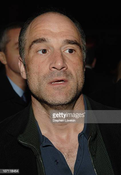 Elias Koteas during Zodiac New York City Screening Hosted by The Cinema Society and GQ After Party at Soho Grand Hotel Grand Lounge Gallery in New...