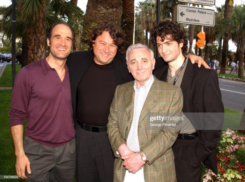 "Cannes 2002 - ""Ararat"" Dinner Party"