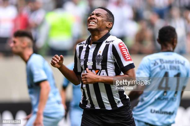 Elias of Atletico MG a match between Atletico MG and Gremio as part of Brasileirao Series A 2017 at Independencia stadium on December 3, 2017 in Belo...
