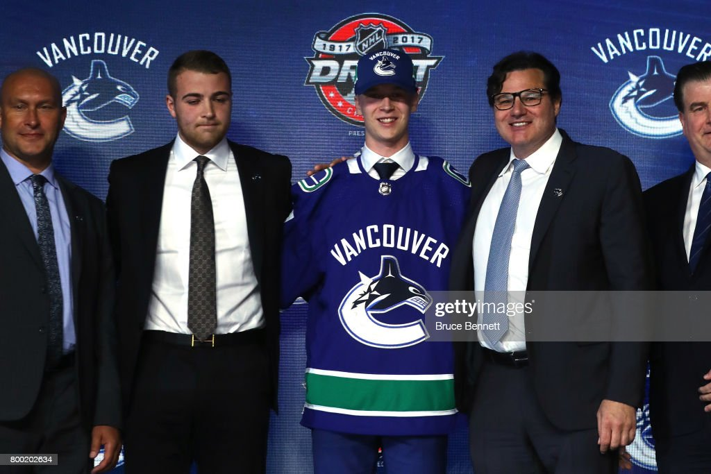 2017 NHL Draft - Round One : ニュース写真
