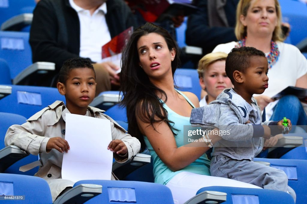 Elias Sagna / Ludivine Sagna / Kais Sagna : News Photo