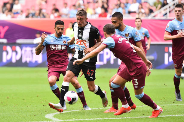 Premier League Asia Trophy - Newcastle United v West Ham United