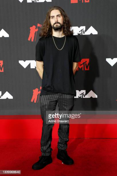 Elias Talbot attends the 2021 MTV Video Music Awards at Barclays Center on September 12, 2021 in the Brooklyn borough of New York City.
