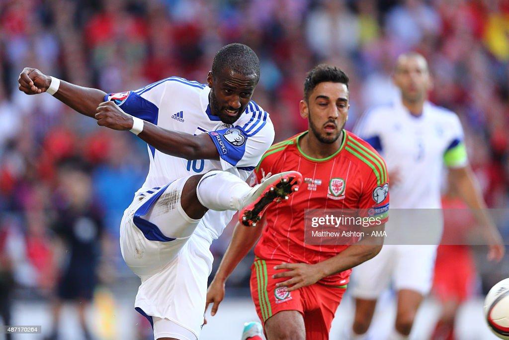 Wales v Israel - UEFA EURO 2016 Qualifier : News Photo
