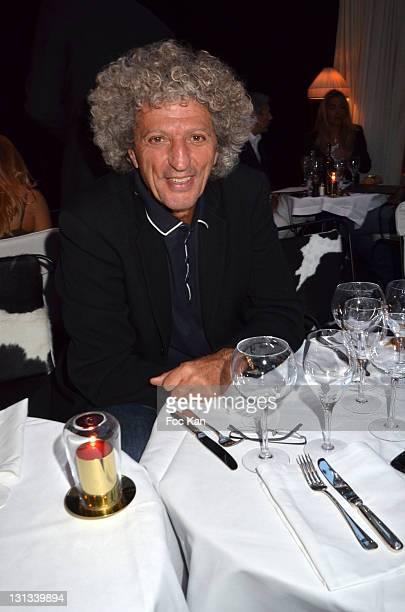 Elie Chouraqui attends the 'Je n'ai pas de role pour vous' Bruno de Stabenrath's Book Launch Cocktail at Elysee Matignon on May 3 2011 in Paris France