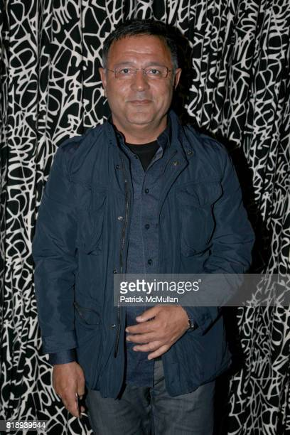 Elie Tahari attends CFDA biannual membership meeting at Diane von Furstenberg Studio on May 11, 2010 in New York City.
