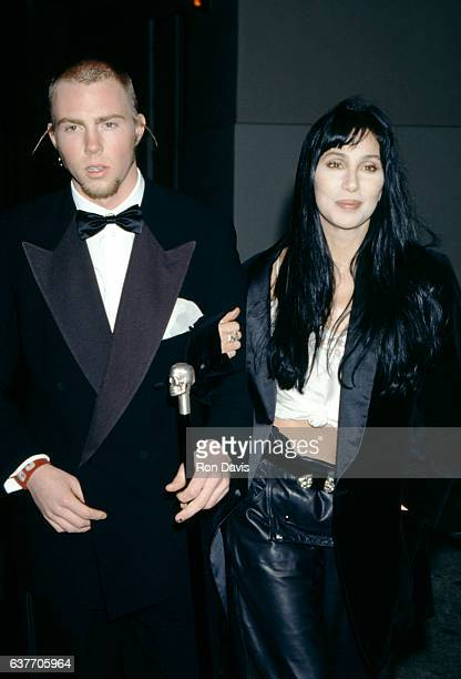 Elijah Blue Allman and his mother American singer and actress Cher attend the 5th Annual Fire and Ice Ball to Benefit Revlon UCLA Women Cancer Center...