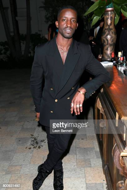 Elijah Kelley attends the 2017 BET Awards Official After Party at Vibiana on June 25 2017 in Los Angeles California