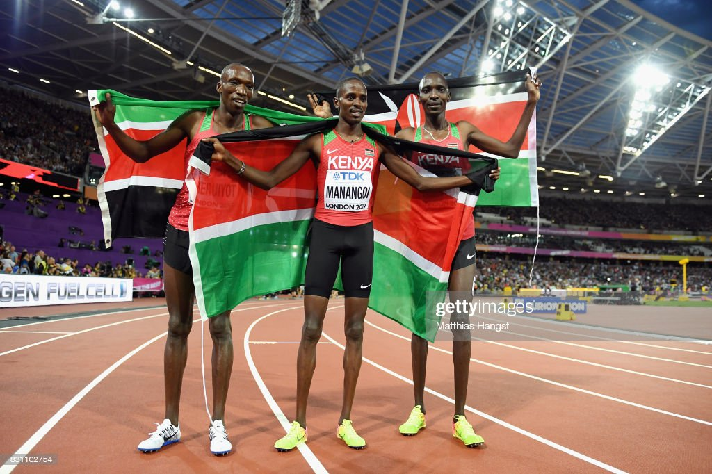 16th IAAF World Athletics Championships London 2017 - Day Ten : ニュース写真