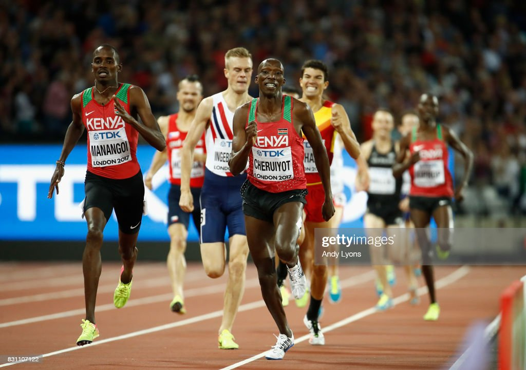 16th IAAF World Athletics Championships London 2017 - Day Ten : News Photo