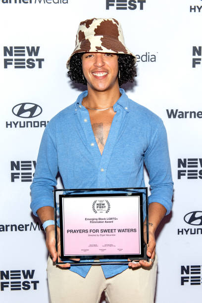 NY: Filmmakers Brunch - NewFest 2021