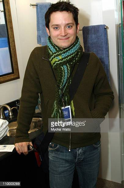 Elijah Wood at Philips during 2005 Park City Philips at Village at the Lift at Village at the Lift in Park City Utah United States