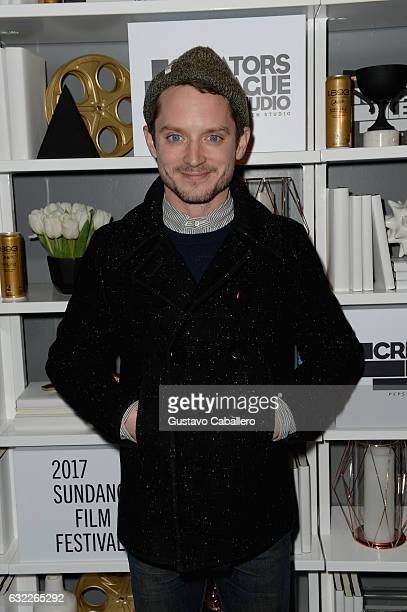 Elijah Wood attends the Creators League Studio At 2017 Sundance Film Festival Day 2 on January 20 2017 in Park City Utah